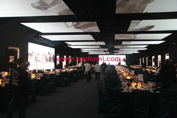 PH7.62mm stage background led display