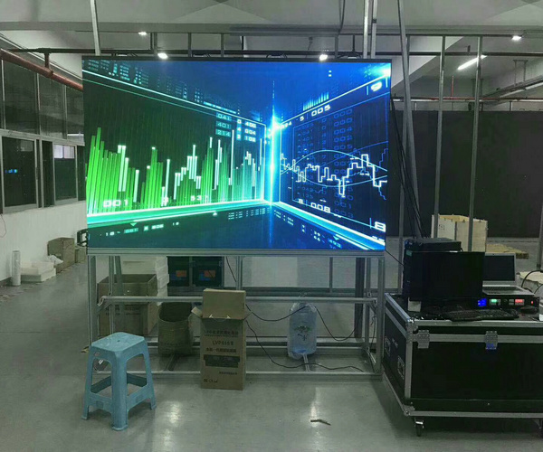 PH1.25mm Indoor SMD LED Screen