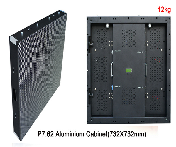PH7.62mm Indoor SMD LED Screen cabinet