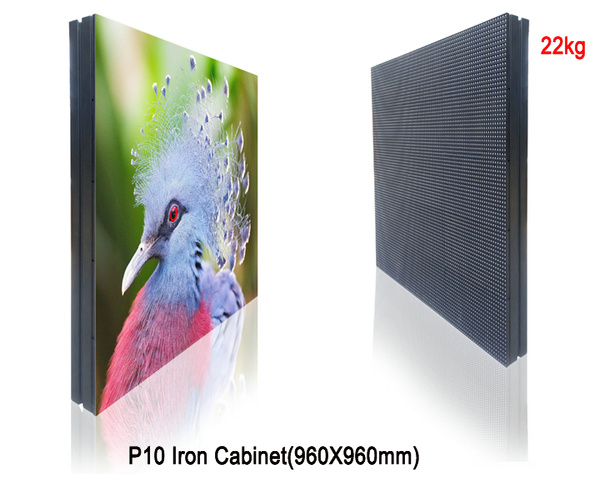 PH10mm Indoor SMD LED Screen cabinet
