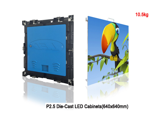 PH2.5mm Indoor LED Screen cabinet