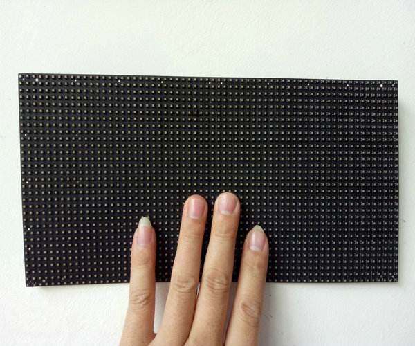 PH4mm SOFT Indoor LED Screen Module 16S/256X128mm/64x32pixel