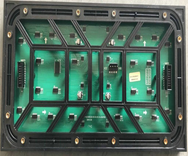 PH10mm Outdoor LED Screen Module 4S/320X160mm