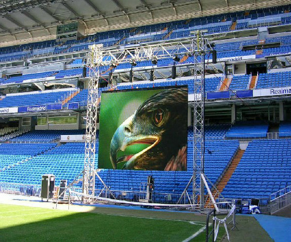 Ph3mm outdoor SMD led screen