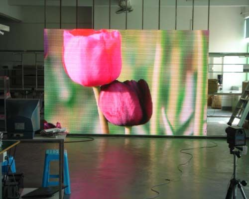 P10 indoor advertising electronic led panel