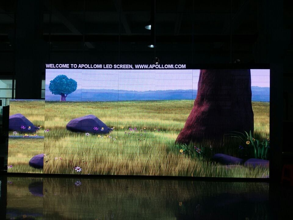Mexico 18sqm SMD Ph6mm Aluminum Rental Led Display