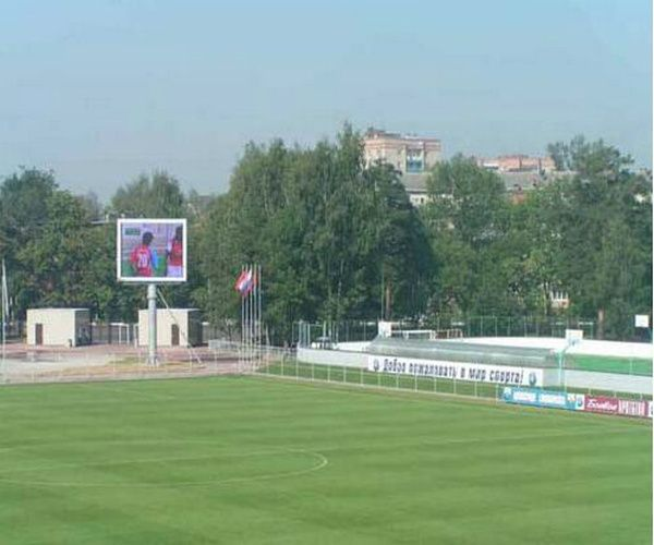 PH10mm football match led display